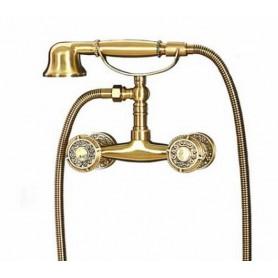 Смеситель для душа Bronze de Luxe 10129 (бронза) ➦ Vanna-retro.ru