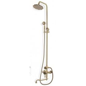 Душевая система Bronze De Luxe 10120D ➦ Vanna-retro.ru