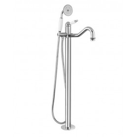 Смеситель для ванны напольный Migliore Oxford 6360 хром