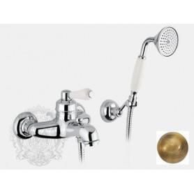 Смеситель для ванны Migliore Ermitage 7002 бронза ➦ Vanna-retro.ru