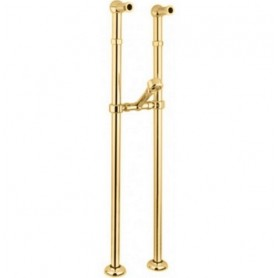 Колонны для напольного смесителя для ванны Migliore ML.RIC-20.100 золото