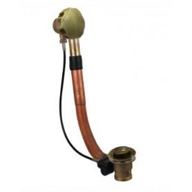 Слив-перелив для ванны Migliore ML.RIC 20.708 бронза (70 см.) ➦ Vanna-retro.ru