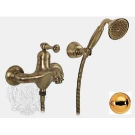 Смеситель для ванны Migliore Bomond 9702 золото