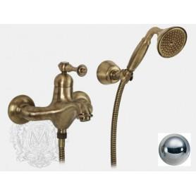 Смеситель для ванны Migliore Bomond 9702 хром