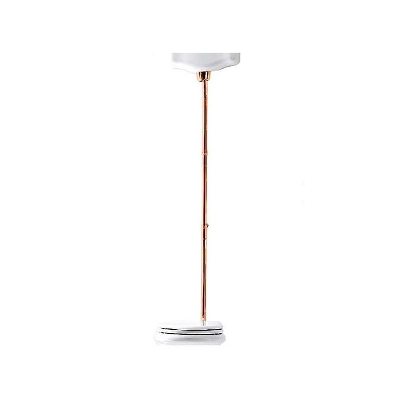 Труба для унитаза с высоким бачком Kerasan 754793, бронза ➦ Vanna-retro.ru