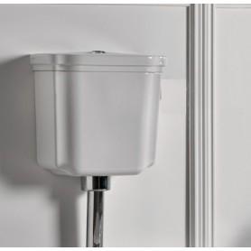 Бачок для унитаза на высокой трубе Kerasan Waldorf 4180