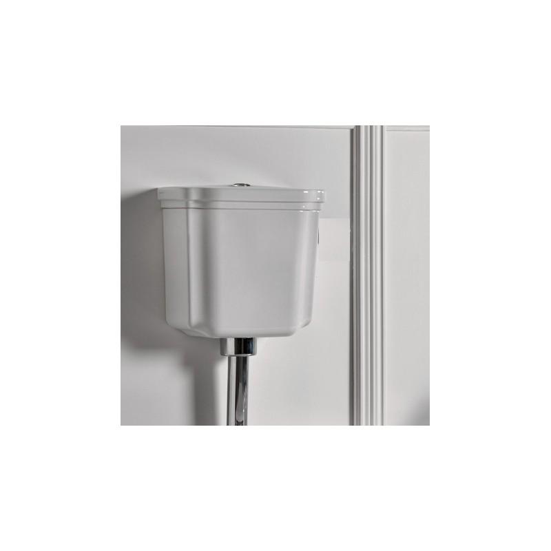 Бачок для унитаза на высокой трубе Kerasan Waldorf 4180 -