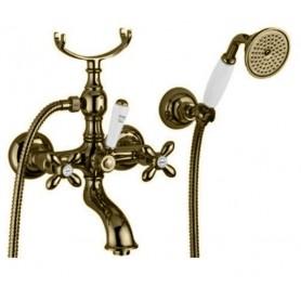 Смеситель для ванны Migliore Princeton Plus 8002 бронза