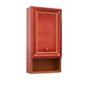 Подвесной шкафчик Caprigo Vivo цвет Rose Noce (левый / правый) ➦ Vanna-retro.ru