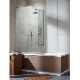 Шторка для ванной Radaway Eos PNJ 700/1520 стекло прозрачное, хром