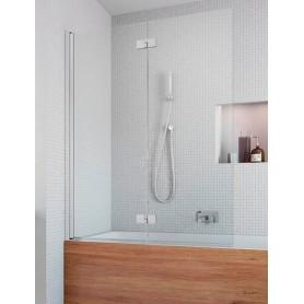 Шторка для ванной Radaway Essenza New PND 1000/1520 стекло прозрачное, хром