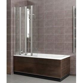Шторка для ванной Radaway Eos PNW4 860/1520 стекло прозрачное, хром ➦ Vanna-retro.ru