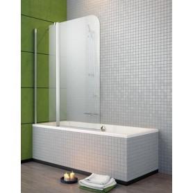 Шторка для ванной Radaway Eos II PND 1300/1500 стекло прозрачное, хром ➦