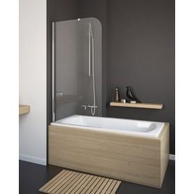 Шторка для ванной Radaway Torrenta PNJ 800/1500 стекло прозрачное, хром ➦
