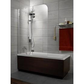 Шторка для ванной Radaway Torrenta PND 1000/1500 стекло прозрачное, хром
