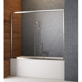Шторка для ванной Radaway Vesta DWJ 1800/1500 стекло фабрик