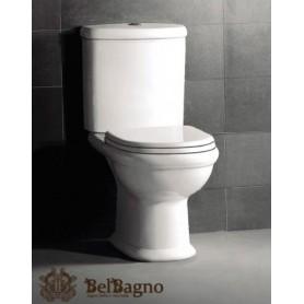 Унитаз напольный BelBagno Gala BB1078T / BB1078CP ➦ Vanna-retro.ru