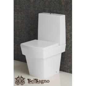 Унитаз напольный BelBagno Mattino BB1060CP / BB1060T