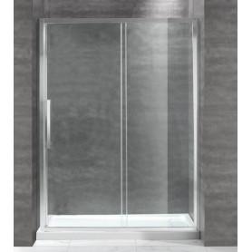 Душевая дверь Cezares Lux-Soft BF-1 130 см., стекло прозрачное