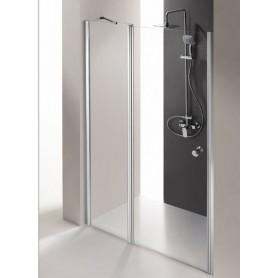 Душевая дверь Cezares Triumph Due B-12 100 см., стекло прозрачное