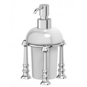 Дозатор для жидкого мыла 3SC Stilmar, STI 029, цвет: хром ➦ Vanna-retro.ru