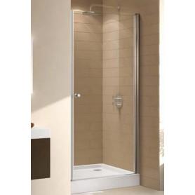Душевая дверь Cezares Eco B-1 80 см., стекло прозрачное