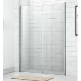 Душевая дверь Cezares Eco B-2 80 см., стекло матовое