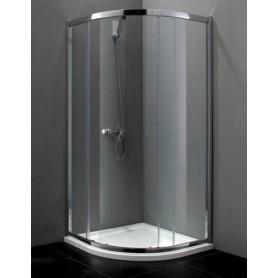 Душевой уголок Cezares Anima-R-1 90х90, стекло прозрачное
