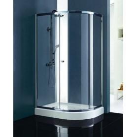 Душевой уголок Cezares Anima-RH-1 120х90, стекло прозрачное