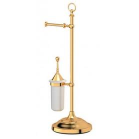 Стойка для ванной 3SC Stilmar, STI 233, цвет: золото ➦ Vanna-retro.ru
