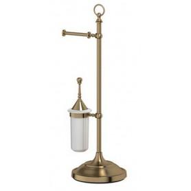 Стойка для ванной 3SC Stilmar, STI 533, цвет: бронза ➦ Vanna-retro.ru