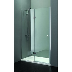 Душевая дверь Cezares Verona-B-12, 90 см., стекло матовое