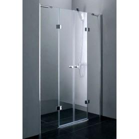 Душевая дверь Cezares Verona-B-22, 240 см., стекло прозрачное