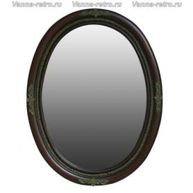 Зеркало Атолл Неаполь (verde / зеленый)