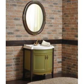 Мебель для ванной Атолл Неаполь 73 (verde / зеленый) ➦ Vanna-retro.ru