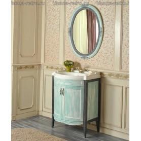 Мебель для ванной Атолл Неаполь 73 (heaven / небесно голубой) ➦ Vanna-retro.ru