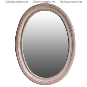 Зеркало Атолл Флоренция (apricot / абрикосовый)