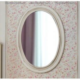 Зеркало Атолл Флоренция (слоновая кость с патиной)