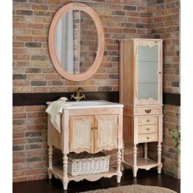 Мебель для ванной Атолл Флоренция 75 (apricot / абрикосовый)