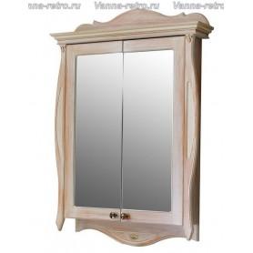 Зеркальный шкаф Атолл Ривьера (apricot / абрикосовый)