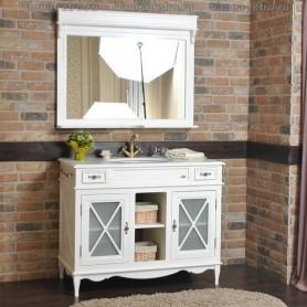 Мебель для ванной Атолл Марсель 210 (белый матовый)