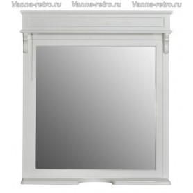 Зеркало Атолл Марсель New 185 (белый матовый)
