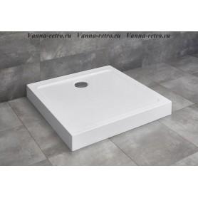 Акриловый поддон для душа Radaway Doros C Compact 90х90 ➦ Vanna-retro.ru