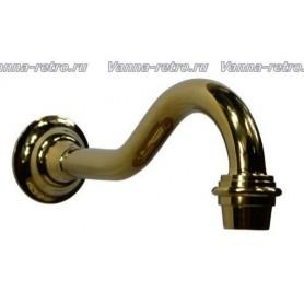 Излив для ванны Magliezza 935-do золото - Vanna-retro.ru