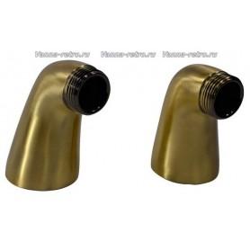 Полуколонны для смесителя на ванну Magliezza 937-br бронза -