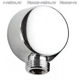Шланговое подсоединение Magliezza 50307-1-cr хром -