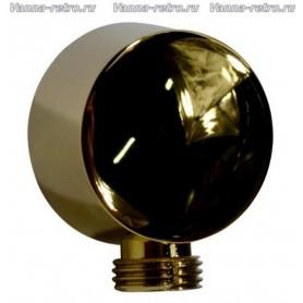 Шланговое подсоединение Magliezza 50307-1-do золото -
