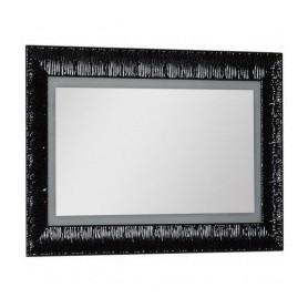 Зеркало Aquanet Мадонна 120 черный ➦ Vanna-retro.ru