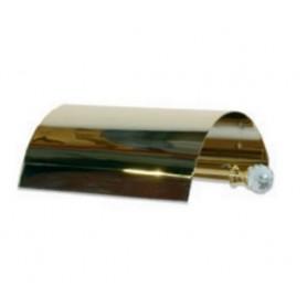 Бумагодержатель Tiffany World Crystal TWCR219, цвет: золото -