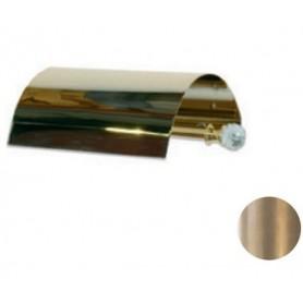 Бумагодержатель Tiffany World Crystal TWCR219, цвет: бронза -